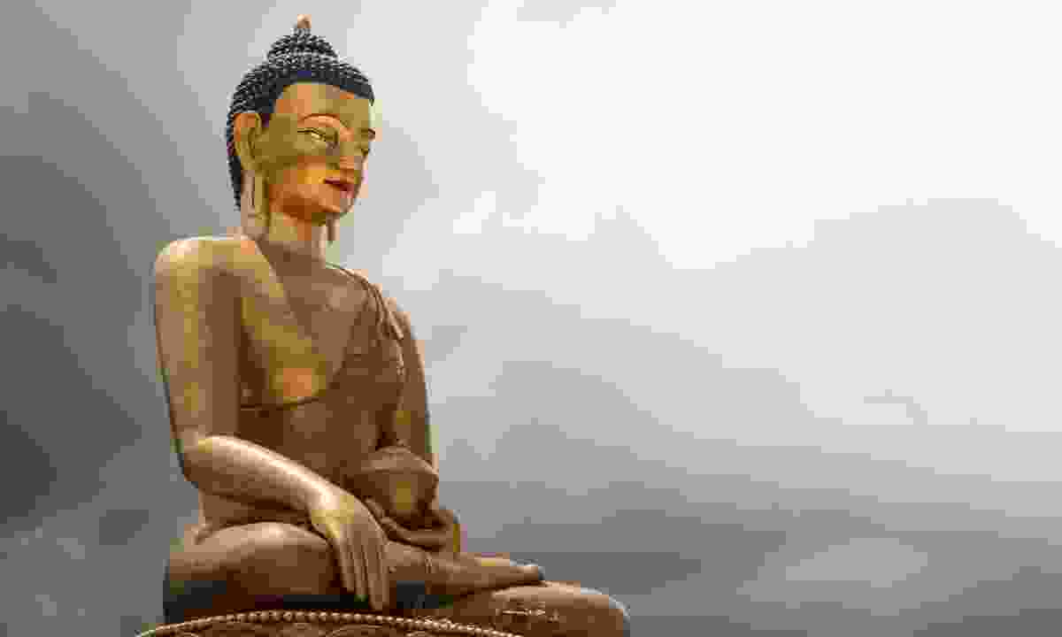 Buddha Dordenma, Bhutan (Dreamstime)