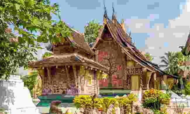 Wat Xieng Thong, Luang Prabang (Shutterstock)
