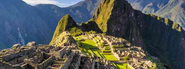 Machu Picchu, a UNESCO World Heritage Site (Shutterstock)