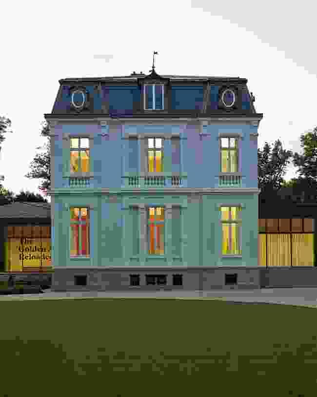 The elegant Villa Vauban (Andres Lejona / VDL / LFT)