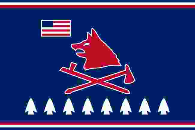 The flag of the Pawnee nation (Creative Commons)
