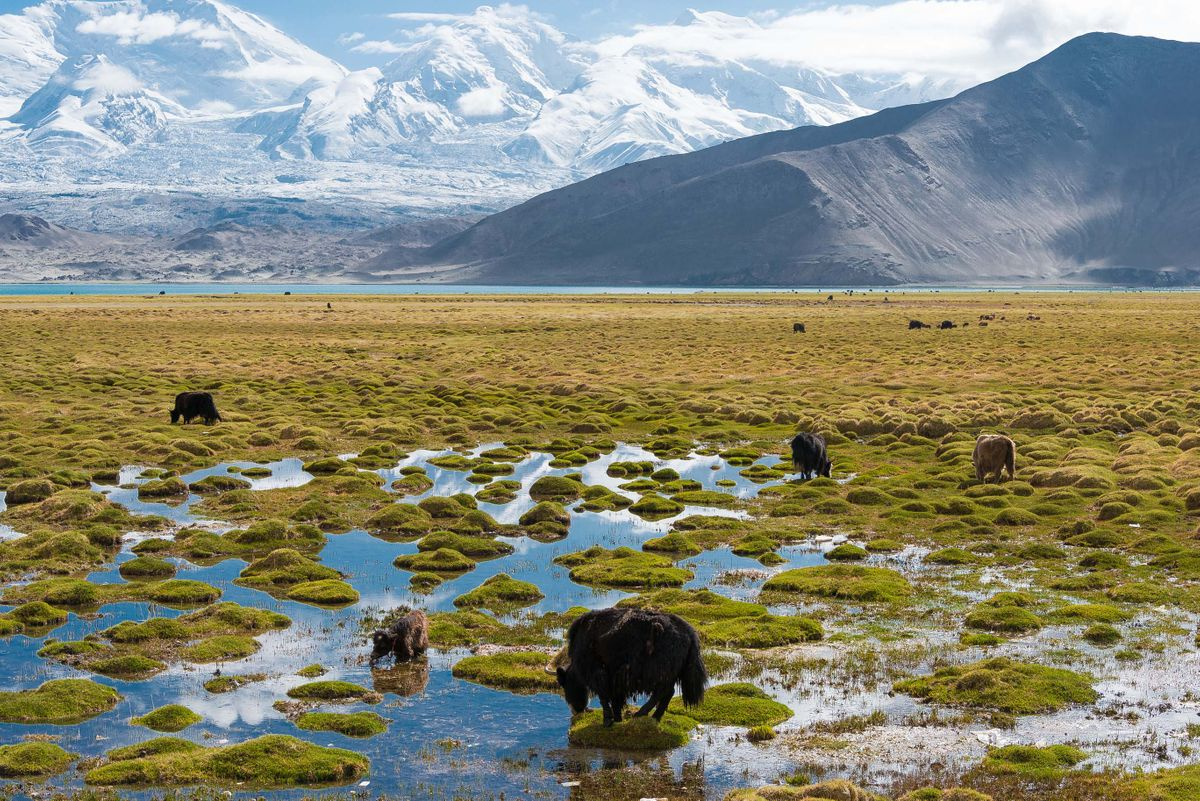 6 stunning routes along the Silk Road | Wanderlust