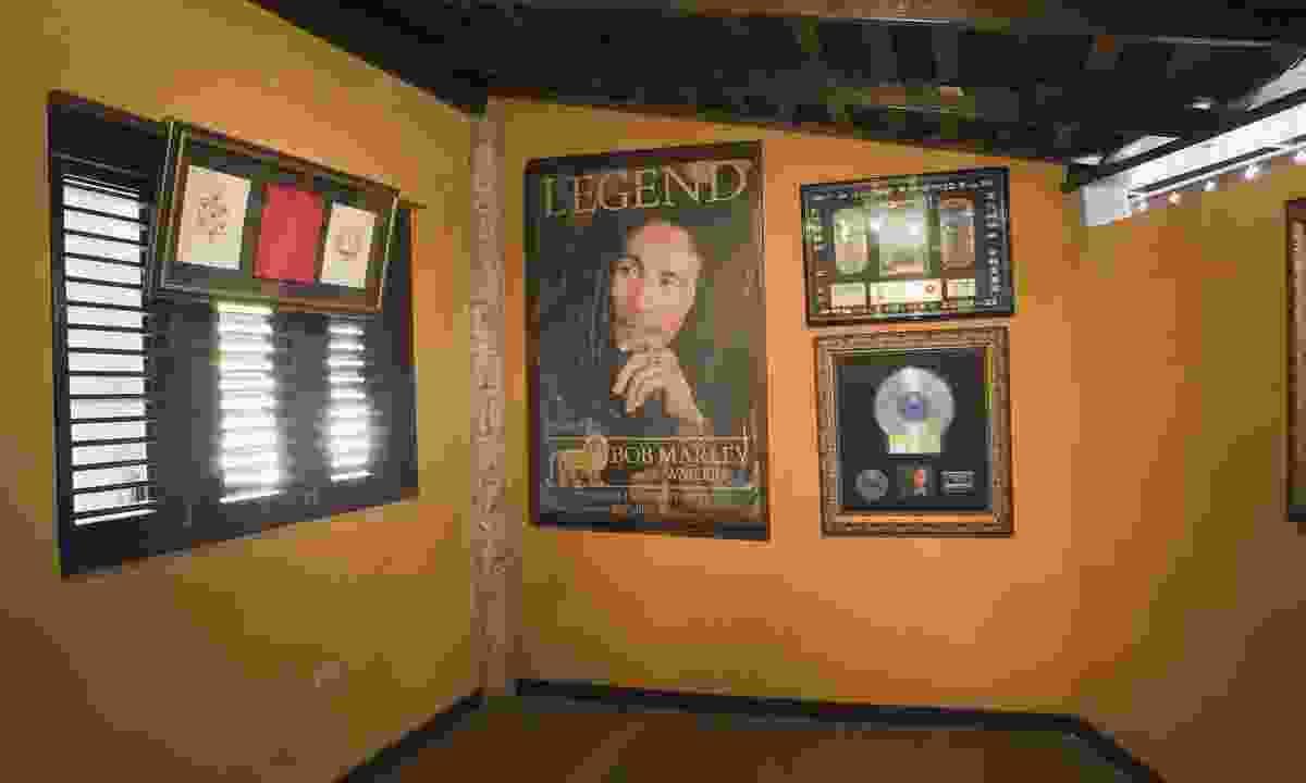 Bob Marley Museum in Nine Mile in Jamaica (Dreamstime)