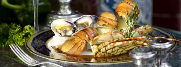 Seafood is a staple in Macao (Macao Government Tourism Office)