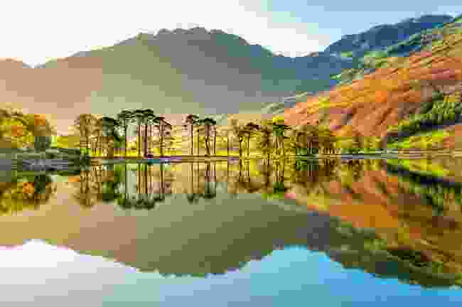 Buttermere, Lake District (Shutterstock)