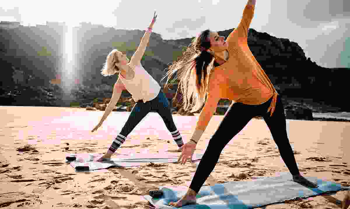 Try some yoga in Jersey (Visit Jersey)