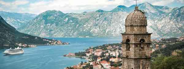 Overlooking Kotor (Dreamstime)
