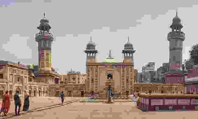 Wazir Khan Mosque (Shutterstock)