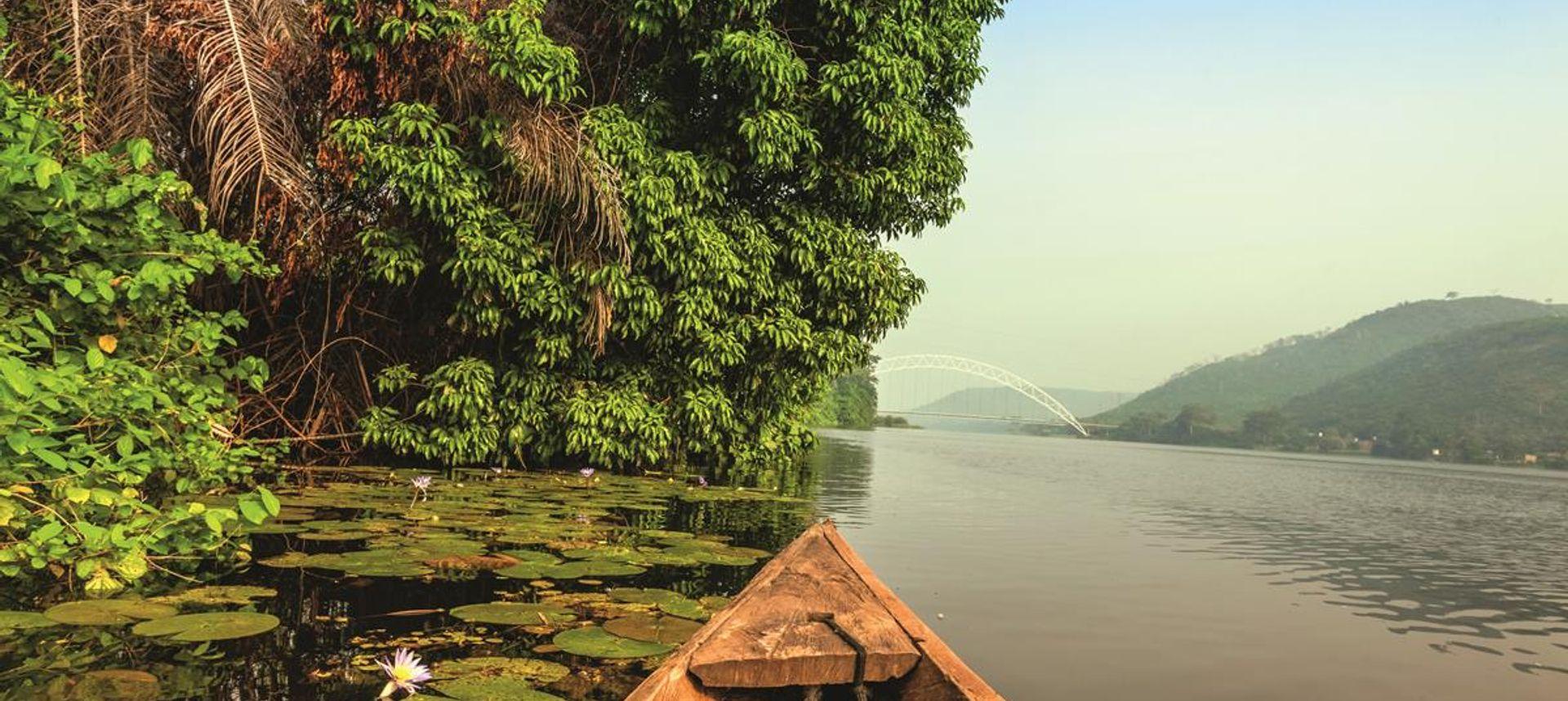 Ghana countryside (Conny Kaufmann)