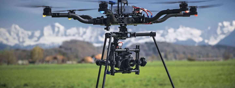 Drone (Dreamstime)
