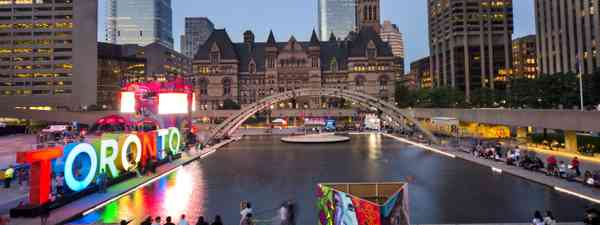 Toronto sign (Dreamstime)