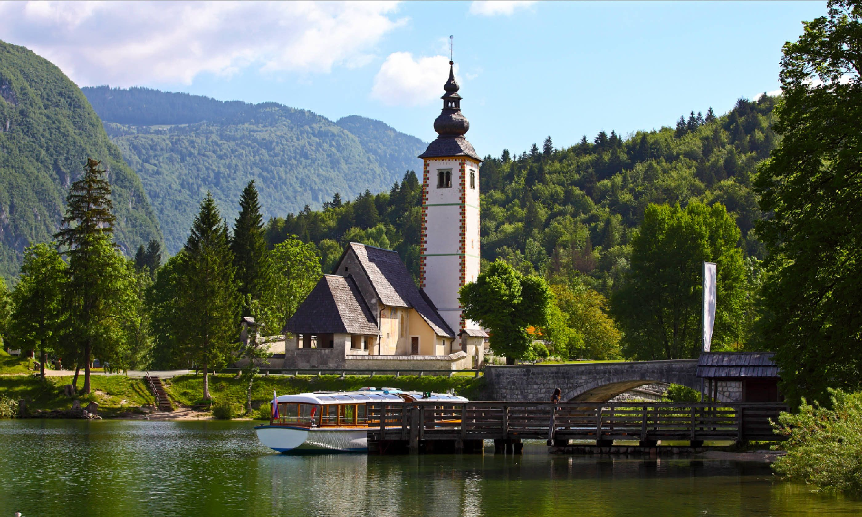Bohinj Lake, Slovenia (Shutterstock)