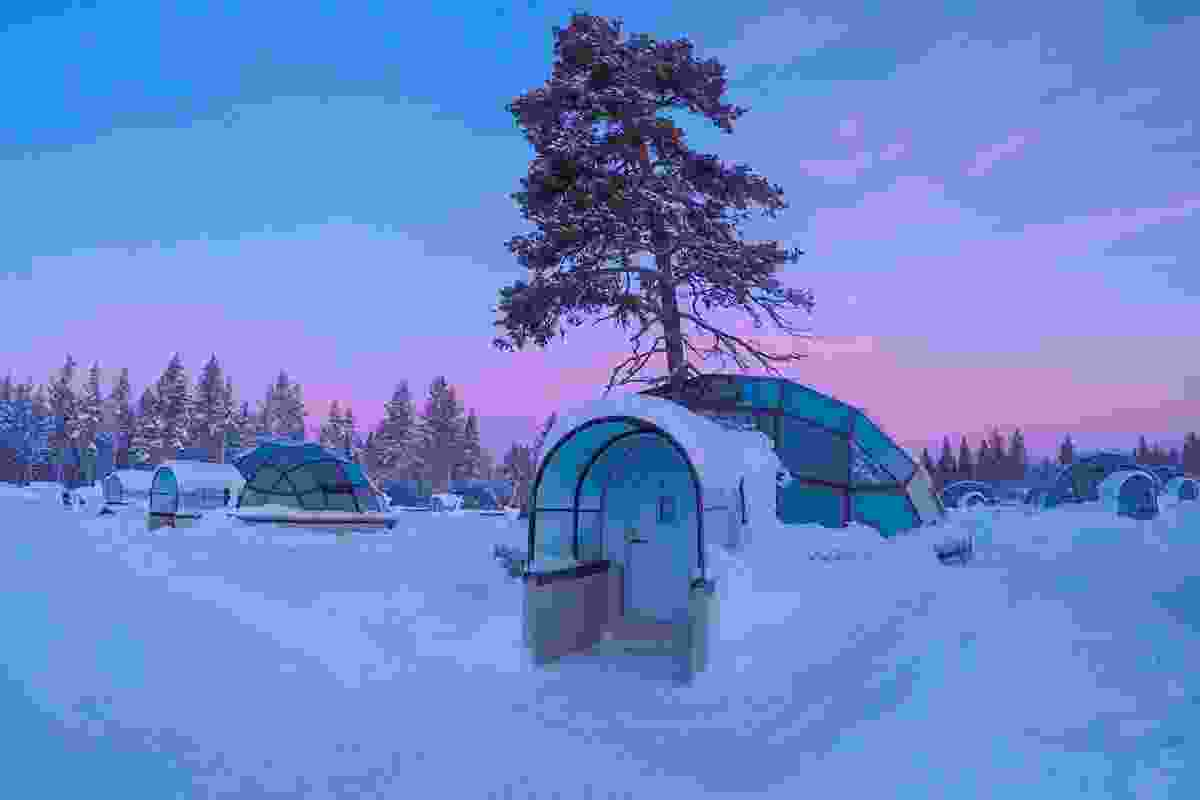 Kakslauttanen Arctic Resort (Shutterstock)