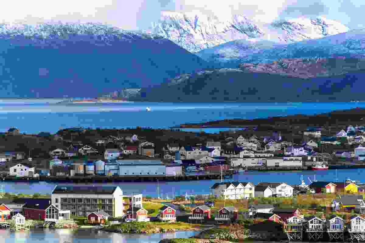 Sommarøy, Norway (Shutterstock)
