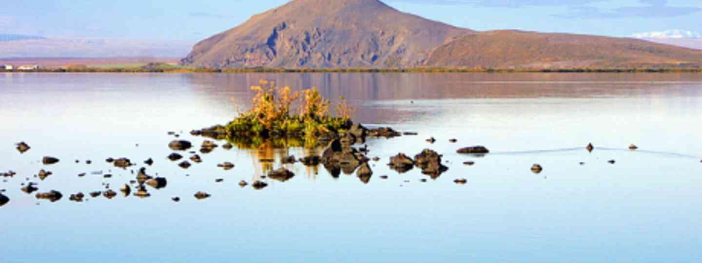 Lake Myvatn (Petur Bjami Gislason)
