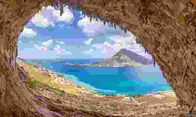 Telendos island viewed from Kalymnos island (Shutterstock)