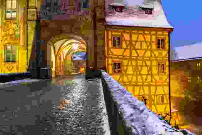 Old town hall in Bamberg (Dreamstime)