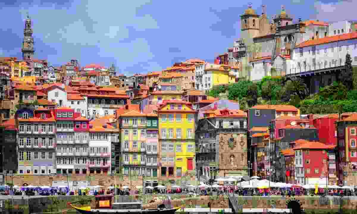 Porto, Portugal (Dreamstime)