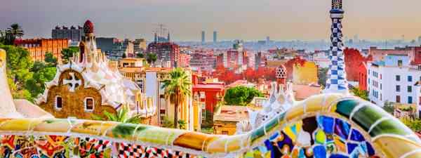Barcelona in Spain, makes an ideal short break in Europe (Shutterstock)