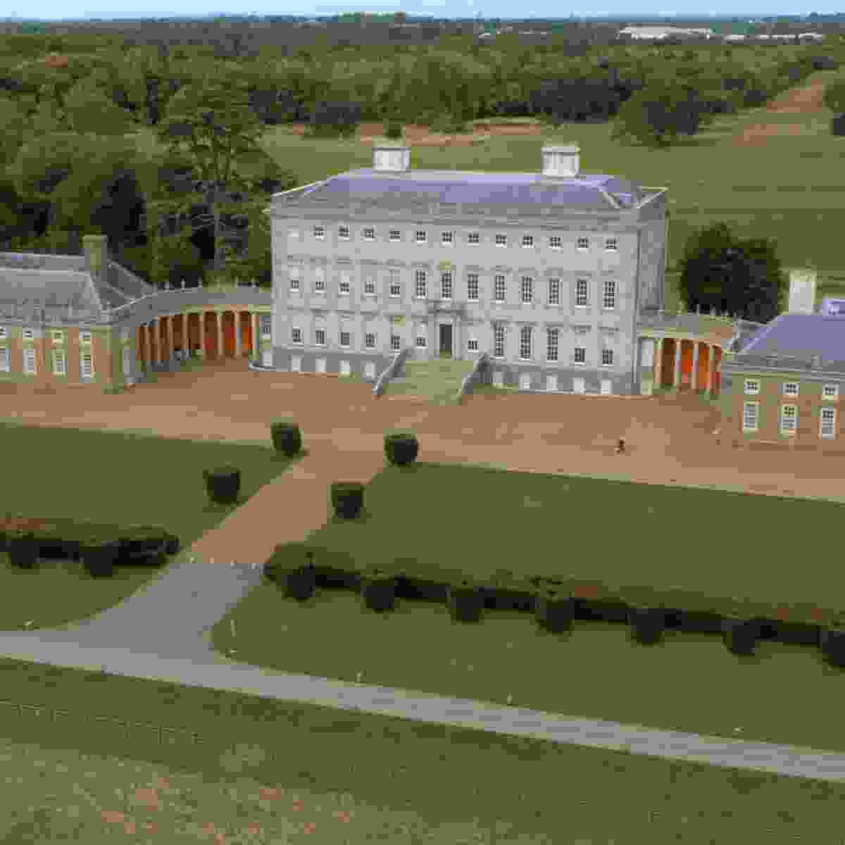 Castletown House (Macmillan Media)