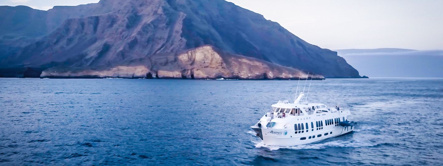 Heading off on a Galapagos adventure (Jade Stein)