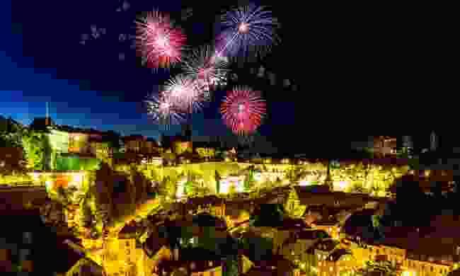 Live it up at Luxembourg's festivals ( iStock/Binsfeld)