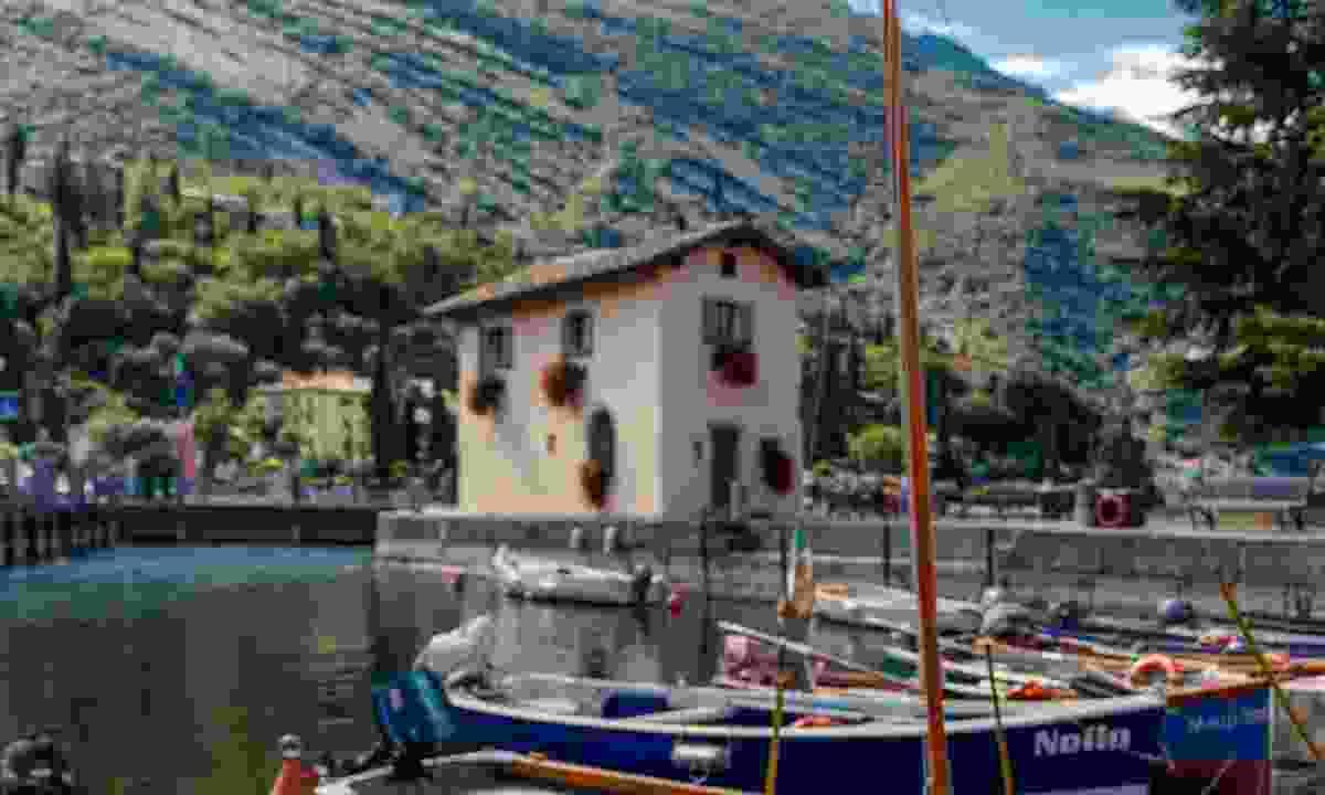 Visit the fishing village of Torbole ( (Jacopo Salvi)