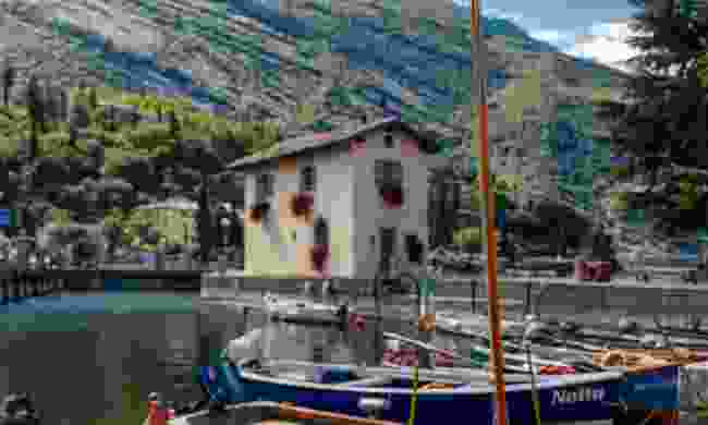 Visit the fishing village of Torbole ( (Jacopo Salvi)