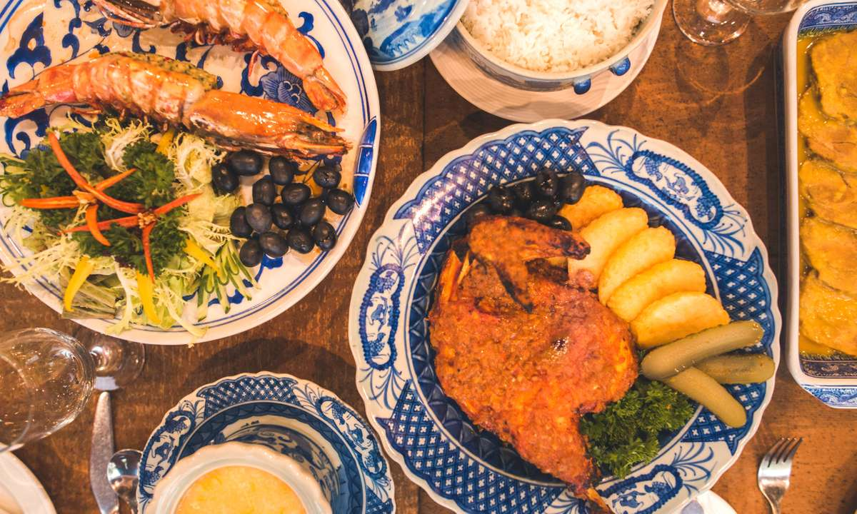 Try Macanese cuisine, you'll come away impressed! (Macao Government Tourism Office)