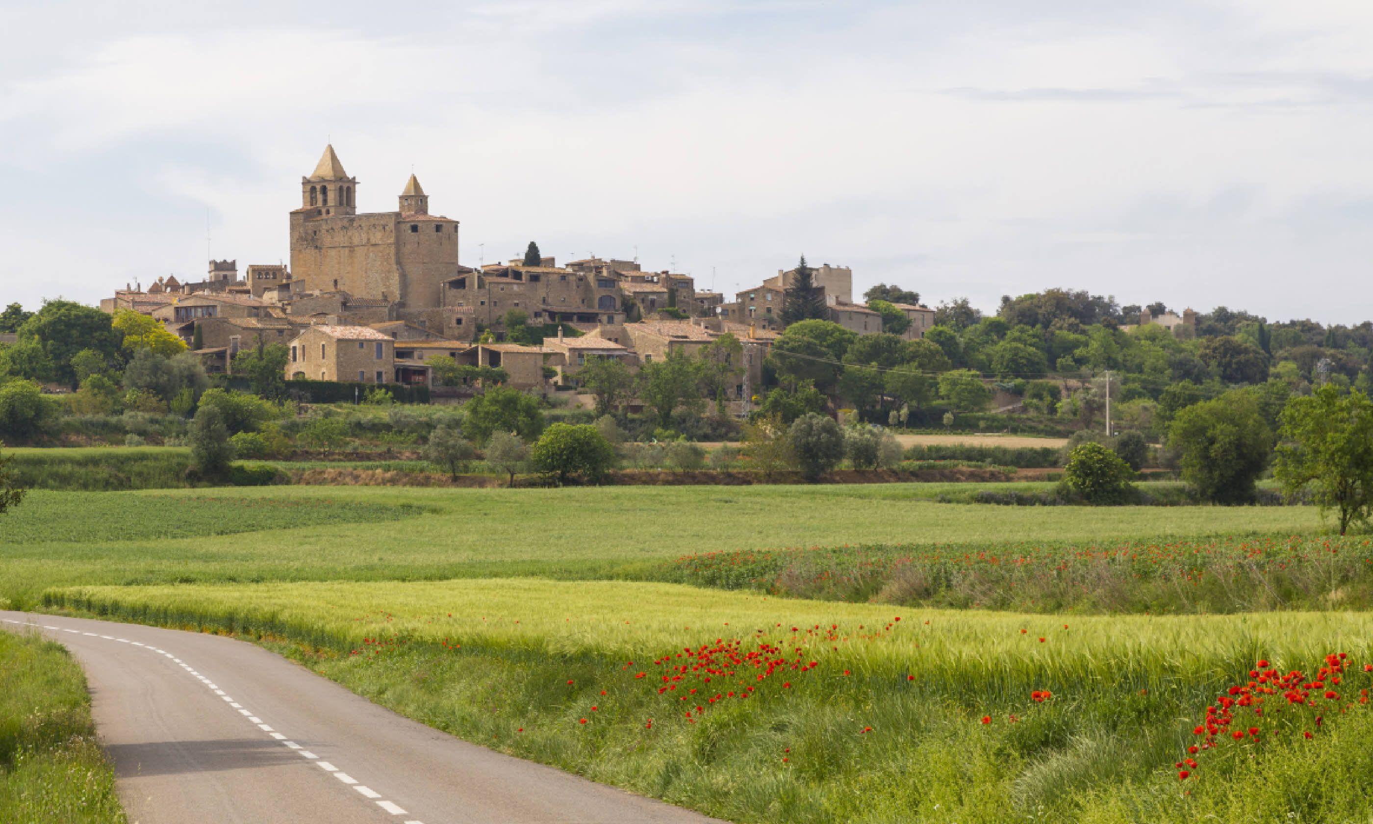 Catalunya countryside (Shutterstock)