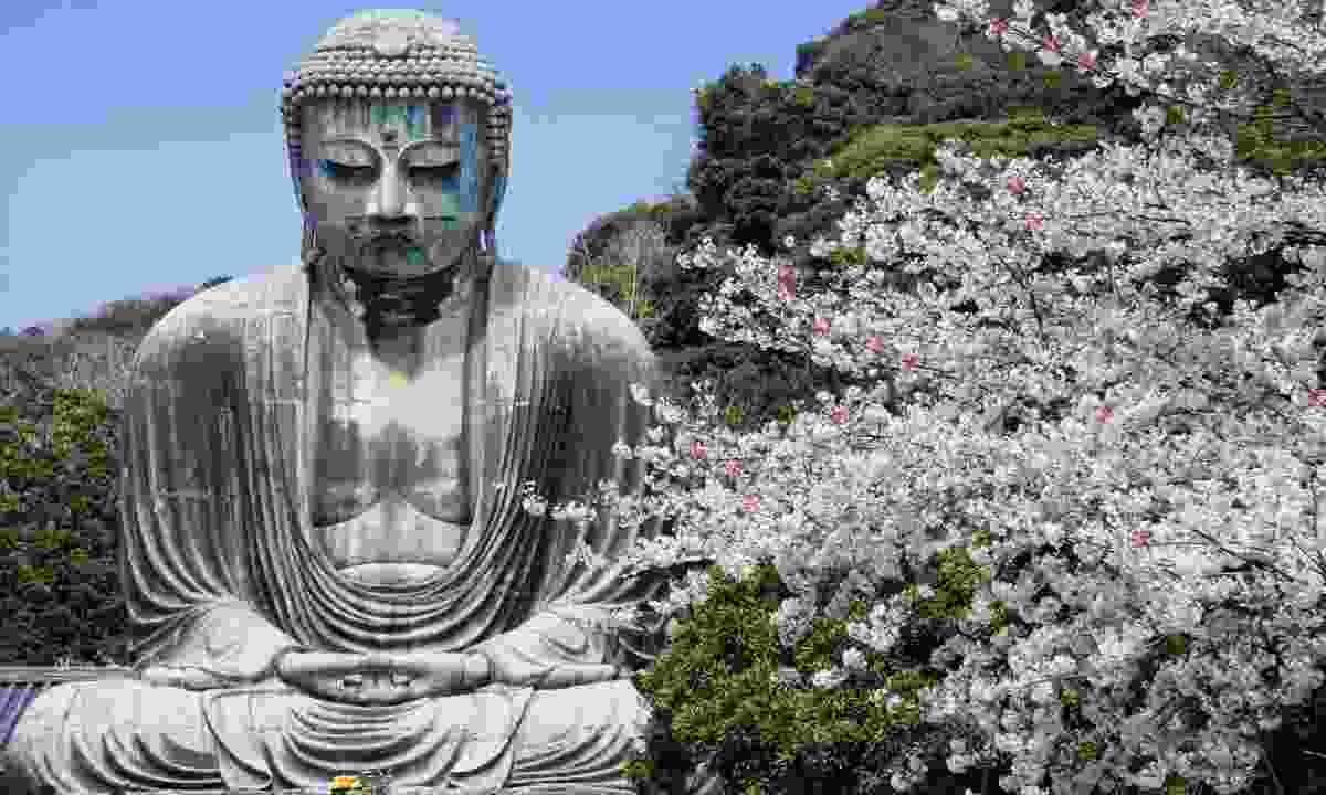 Daibutsu of Kamakura (Dreamstime)