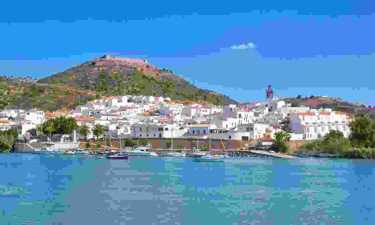 Landscape at Sanlucar de Guadiana, Alcoutim (Shutterstock)