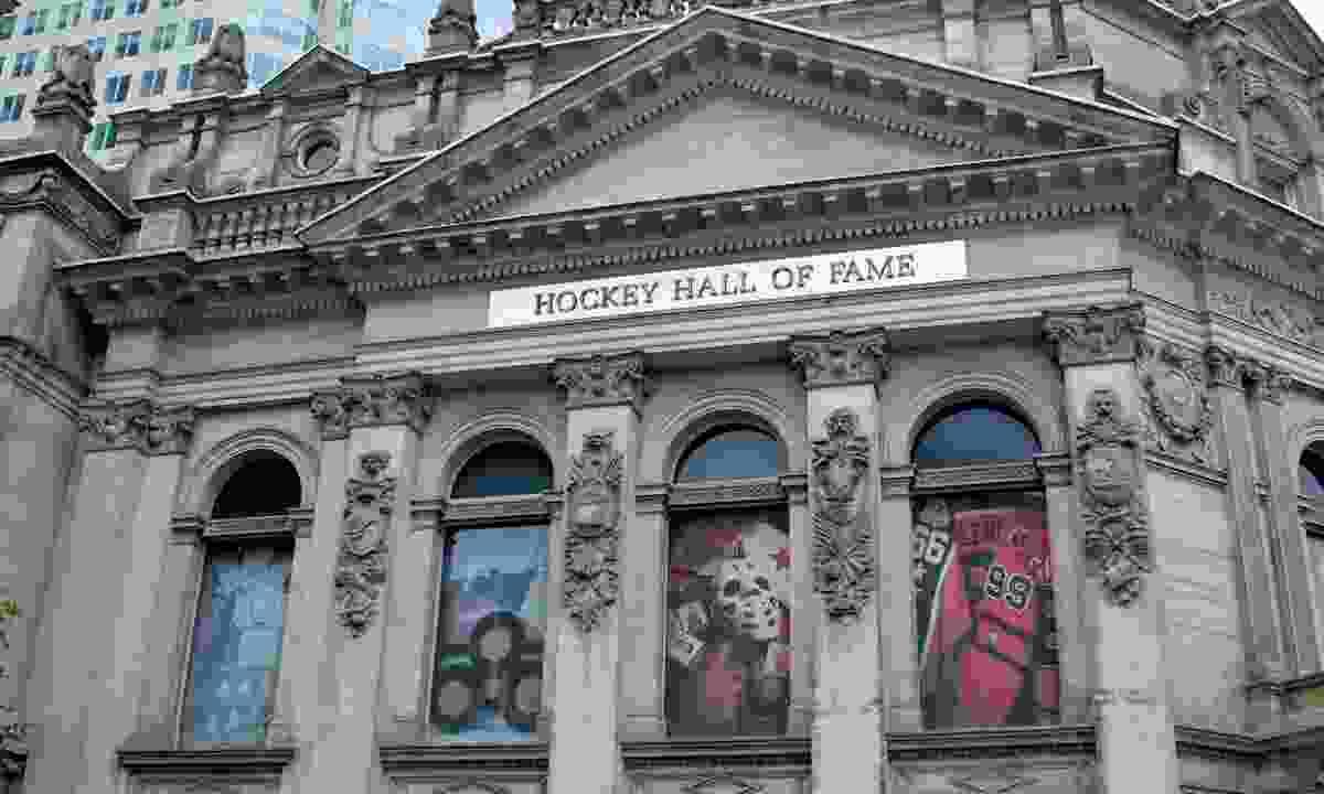 Hockey Hall of Fame (Dreamstime)