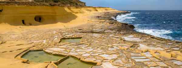 Gozo's rugged north coast is one of its lesser-visited gems (Shutterstock)