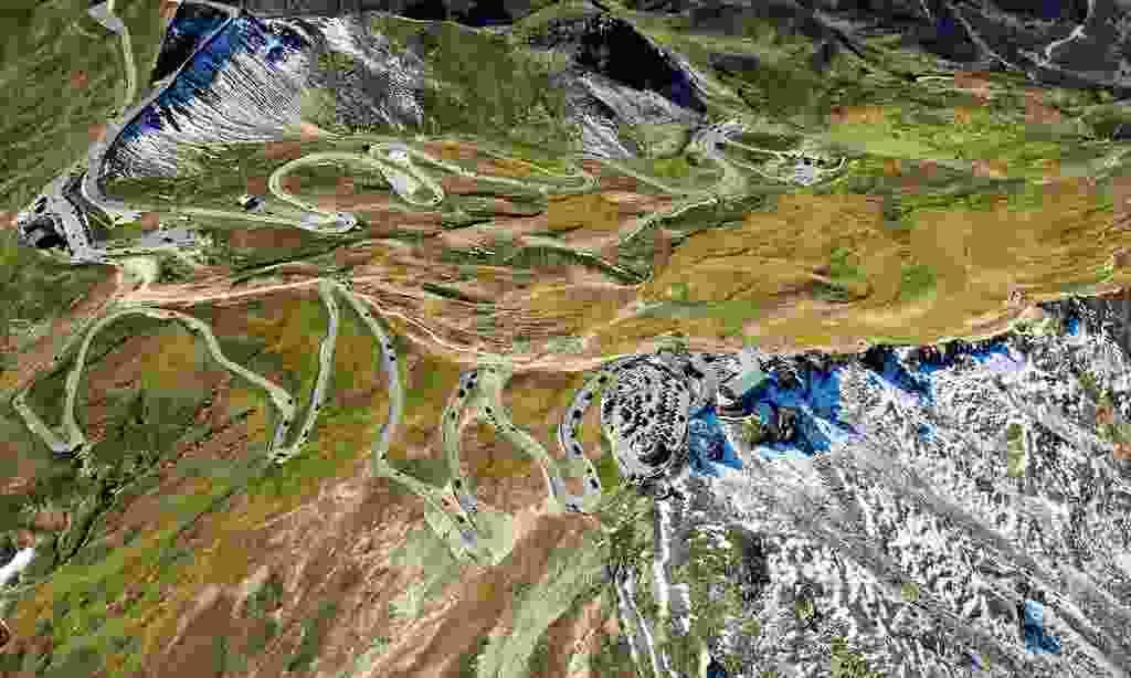 The high roads of Austria (Oesterreich Werbung)