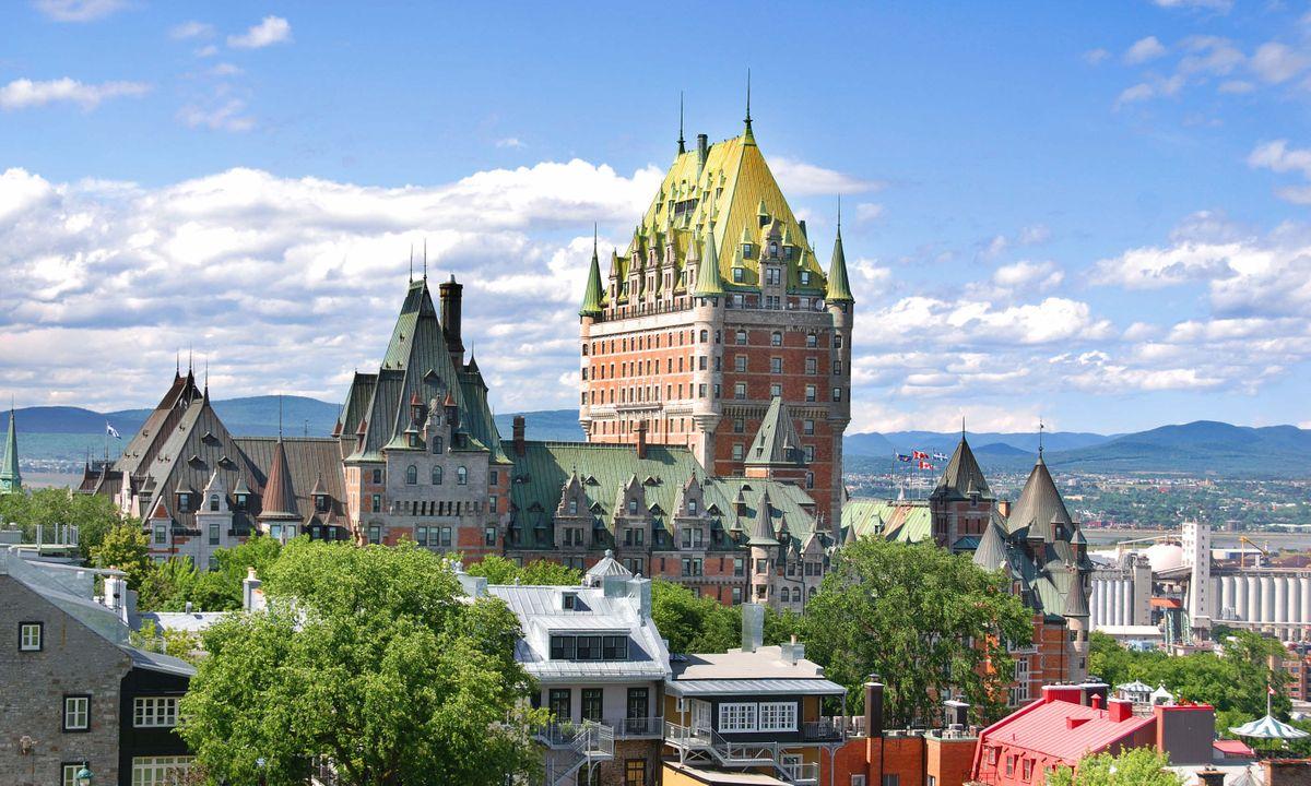 Best Canadian road trip: Montréal to Québec City