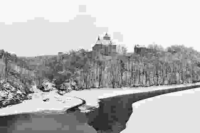 Gothic castle in Brno, Czech Republic (Dreamstime)