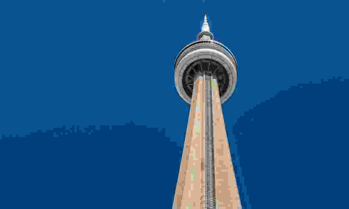 CN Tower (Dreamstime)