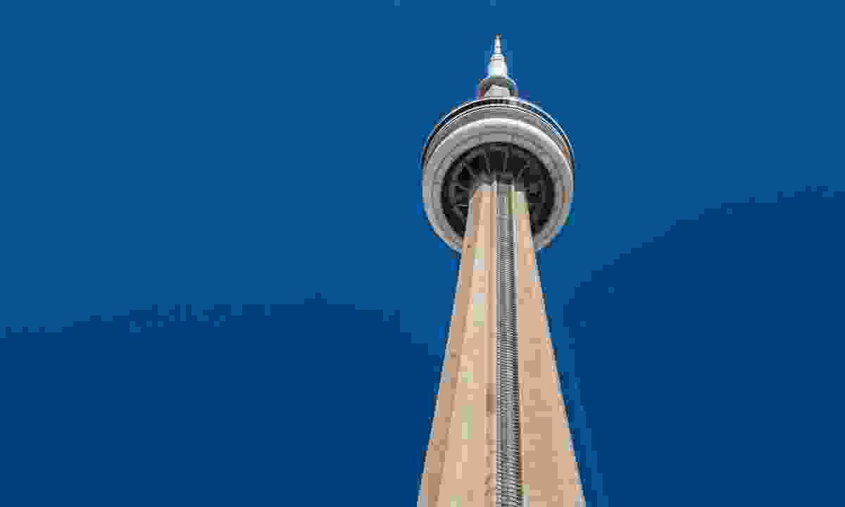 CN Tower (Dreamstime)