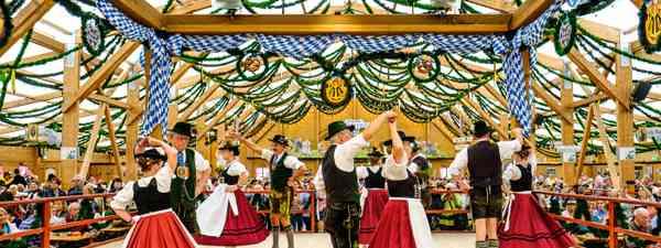 Oktoberfest, Munich, Germany (Shutterstock)