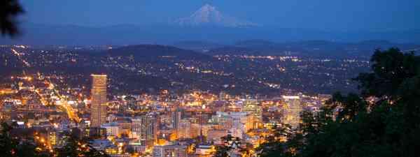 Portland Region, Oregon Travel guide