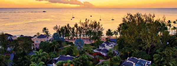 One of the best places to stay in the Carribean (Coral Reef Club, Barbados)