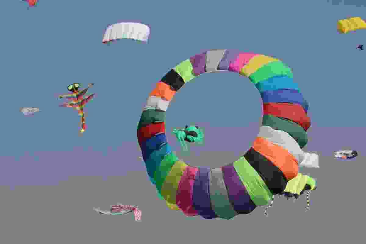Gujarat's Kite Festival (Shutterstock)