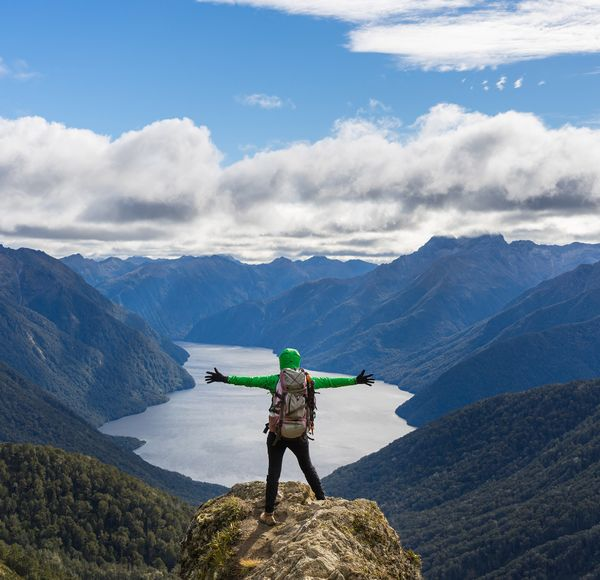 If you like this, try... Kepler Track. This easy, accessible and less-crowded 60km loop takes a different route from Te Anau.