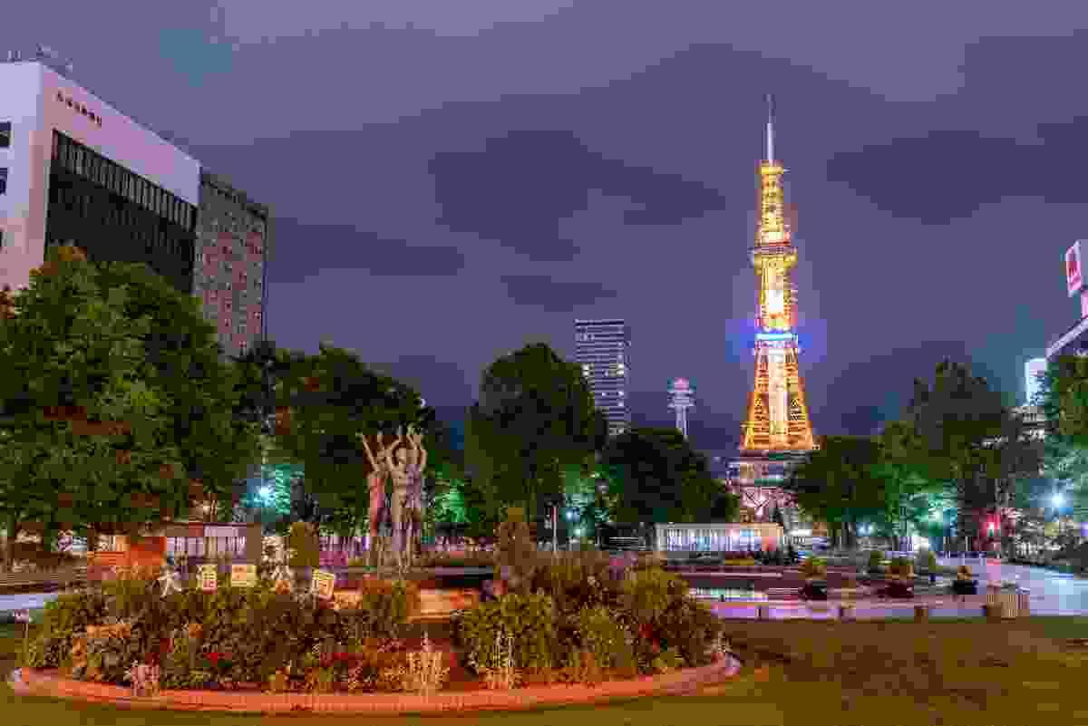 Sapporo Clock Tower (Shutterstock)