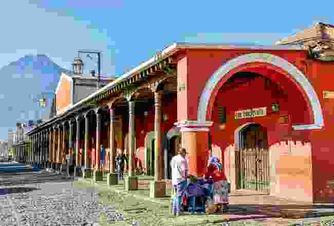 Antigua, Guatemala (Sarah Gilbert)