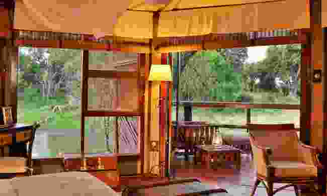 Your accommodation in Kruger (Hamilton Stented Camp)