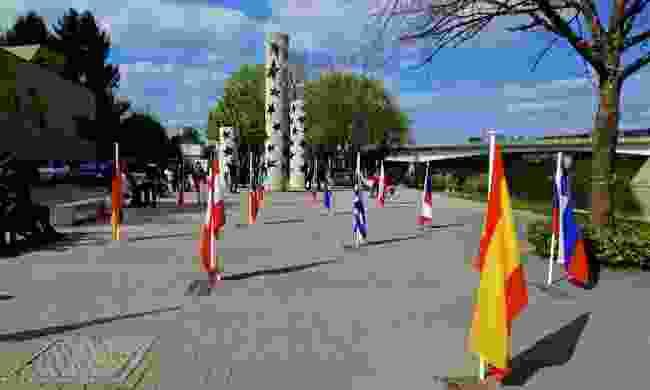 Learn about the importance of Schengen (Roman Schonfeld / LFT)