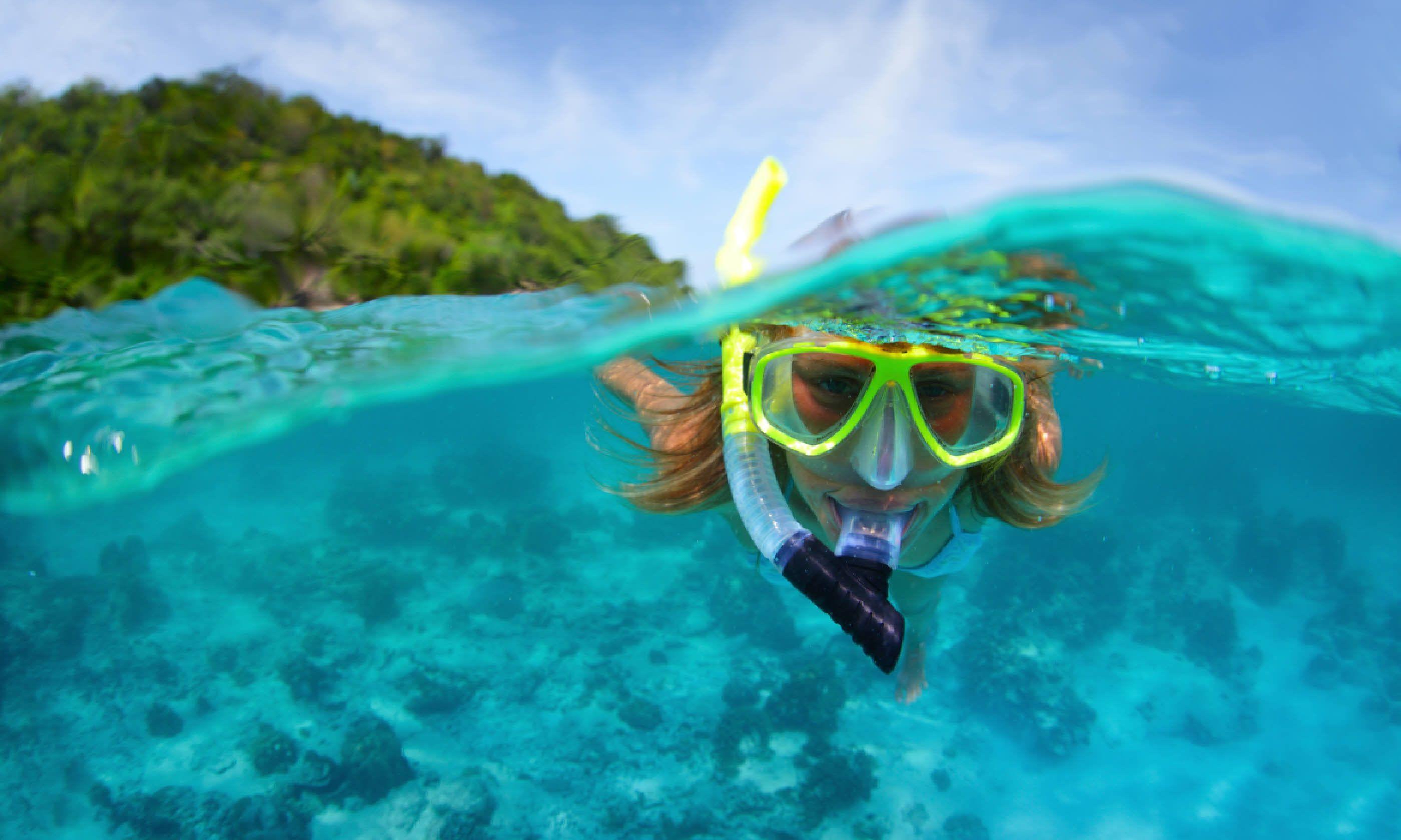 Snorkelling (Shutterstock)
