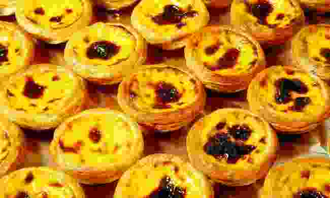 The Pasteis de Nata is a treat that Macao has made its own (Macao Government Tourism Office)